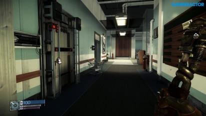Prey - Exklusives Gameplay - Talos 1 Lobby (PC) - Clip 2