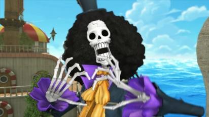 One Piece: Pirate Warriors - Announcement Trailer