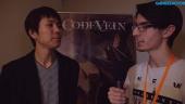 Code Vein - Interview mit Keita Iizuka