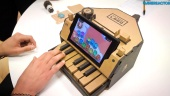 Nintendo Labo: Variety Kit - Piano Toy-Con Gameplay und Demo