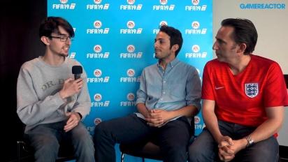 FIFA 19 - Matthew Prior and Kantcho Doskov Interview