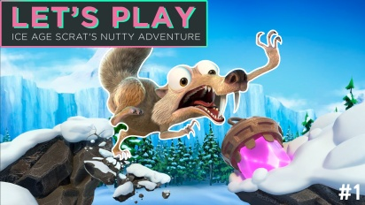 Let's Play Ice Age: Scrats Nussiges Abenteuer - Episode 1