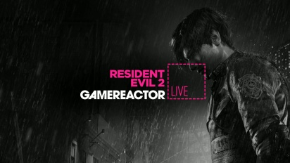 Resident Evil 2 - Livestream-Wiederholung