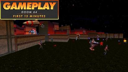Doom 64 - Die ersten 15 Minuten (Gameplay)