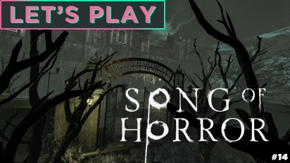 Let's Play Song of Horror - Part 14 - Wir führen Episode 5 fort