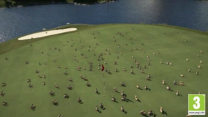 PGA Tour 2K21 - Course Designer Trailer
