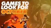 Games To Look For - Oktober 2020