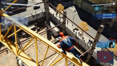 Spider-Man Remastered - PS5 Gameplay with Performance Mode