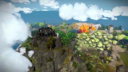 The Witness - First Official Gameplay Trailer
