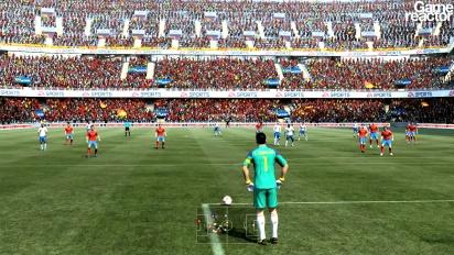 FIFA 12 - Spanien vs. England