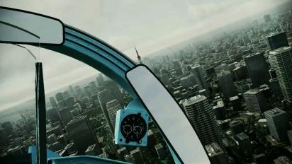 Ace Combat: Assault Horizon Multiplayer Trailer