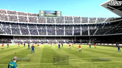 FIFA 12 - FC Barcelona vs. Manchester United