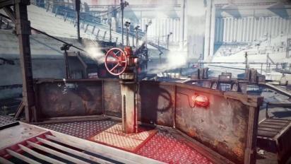 Killzone: Shadow Fall - Free DLC Multiplayer Maps: Stormgracht