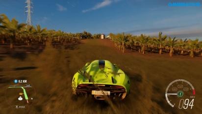 Forza Horizon 3 - Seltene XP-Werbetafel auf Hausdach einsammeln (östlich vom Yarra Valley Festival)