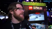 Lego Worlds - Interview mit Chris Rose