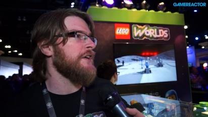 Lego Worlds - Interview mit Chris Rose