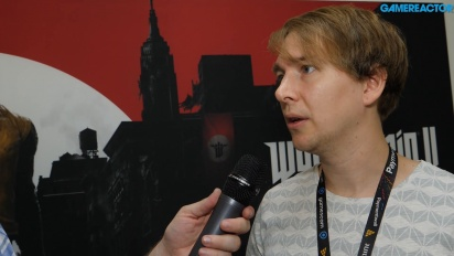 Wolfenstein II: The New Colossus - Interview mit Tommy Tordsson Björk