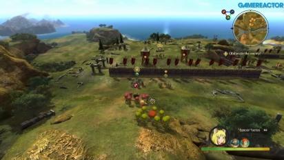 Ni no Kuni II: Schicksal eines Königreichs - Gameplay vom Kampf um die Herzlande