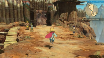 Ni no Kuni II: Schicksal eines Königreichs - Gameplay