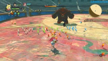 Ni no Kuni II: Schicksal eines Königreichs - Gameplay der Prüfung des Mutes