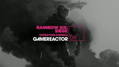 Rainbow Six: Siege - Livestream-Wiederholung (Operation Chimera und Outbreak auf Testservern)