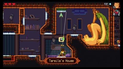 Dandara - Gameplay der Nintendo-Switch-Version