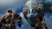 God of War - Gameplay-Clip - Gespräch mit der Weltenschlange (Spoiler)