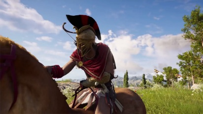 Assassin's Creed Odyssey - Behind the Odyssey Ep. 1: RPG Mechanics