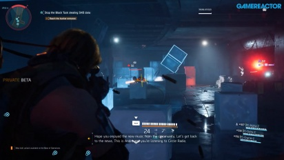 The Division 2 - Black Tusks (Endgame-Gameplay) Teil 1