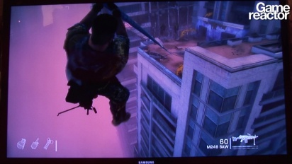 E3 12: Spec Ops: The Line - Gameplay