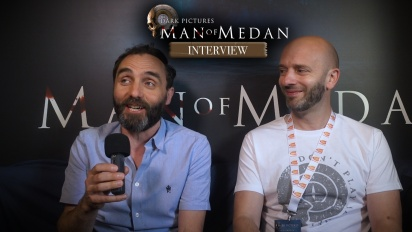 The Dark Pictures Anthology: Man of Medan - Interview mit Tom Heaton und Greg Howson