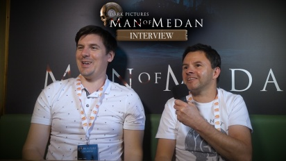 The Dark Pictures Anthology: Man of Medan - Interview mit Robert Craig und James Scalpello
