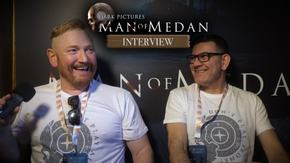 The Dark Pictures Anthology: Man of Medan - Interview mit Pete Samuels und Gareth Betts