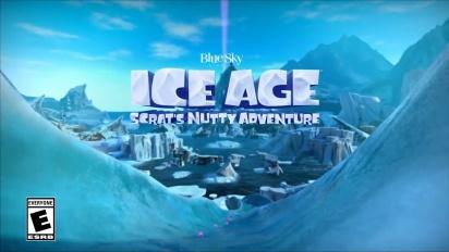 Ice Age Scrat's Nutty Adventure - Launch Trailer