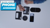 Smartphone-Accessoires (Noreve, Nillkin & Tech21): Quick Look
