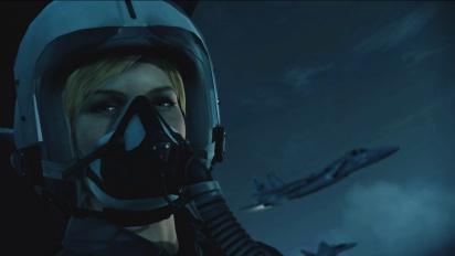 Ace Combat: Assault Horizon - Spike TV Trailer