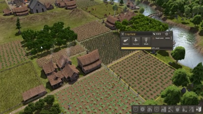 Banished - Agriculture Gameplay Trailer