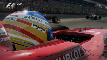 F1 2014 - Who Wins? You Decide: The 2014 Season Trailer (Englisch)