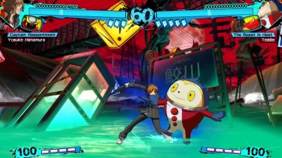 Persona 4: Arena Ultimax - Full Trailer