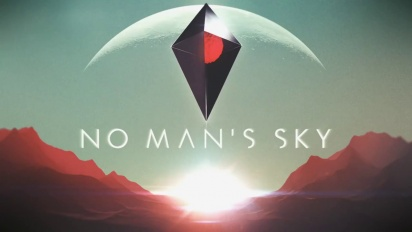 No Man's Sky - At PlayStation Experience