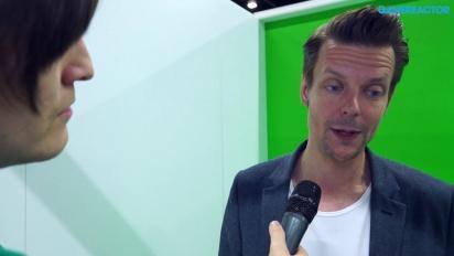 Quantum Break - Interview Sam Lake
