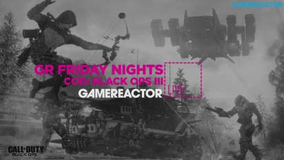 GR Friday Nights - Call of Duty: Black Ops 3 - 20.11.15 - Livestream-Wiederholung