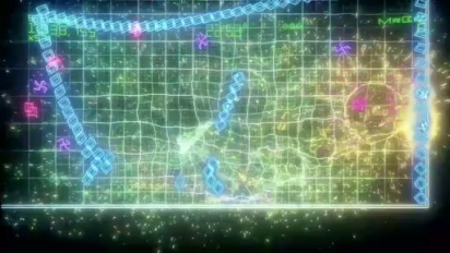 Geometry Wars 2 - E3 2008: Extended Gameplay Trailer