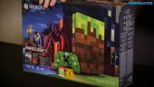 Xbox One S Minecraft Edition - Unboxing-Video