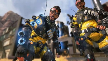 Apex Legends - Gameplay Deep Dive Trailer