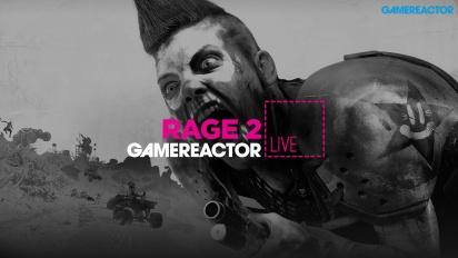 Rage 2 - Livestream-Wiederholung (Late-Game-Eindrücke)