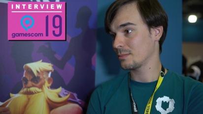 Darksburg - Interview mit Adrien Briatta