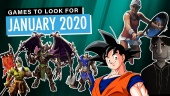 Games to Look For - Januar 2020