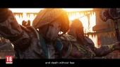 For Honor - The Warmonger Hero Trailer