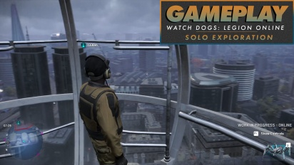 Watch Dogs: Legion - Solo-Erkundung des Online-Modus (Gameplay)